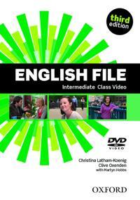 English File Intermediate Class DVD