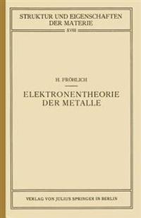 Elektronentheorie Der Metalle
