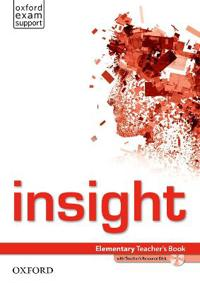insight: Elementary: Teacher's Book with Teacher's Resource Disk