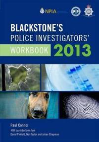 Blackstone's Police Investigators' 2013