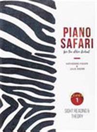 PIANO SAFARI OLDER BEGINNER LEVEL 1 PACK