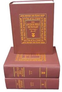 The Anchor Bible Dictionary