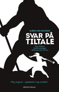 Svar på tiltale - Bjørn Are Davidsen | Inprintwriters.org