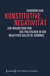 Konstitutive Negativitat