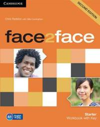 Face2face Starter With Key