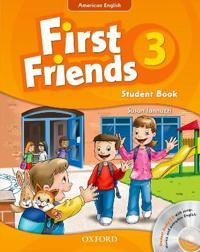First Friends (American English): 3: Student Book and Audio CD Pack