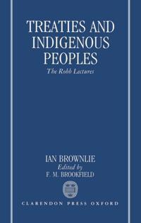 Treaties and Indigenous Peoples