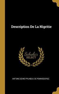 Description de la Nigritie