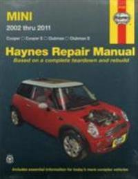 Haynes Mini Cooper, Cooper S, Clubman & Clubman S Automotive Reapir Manual