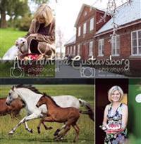 Året runt på Gustavsborg : ett liv med hästar och god mat