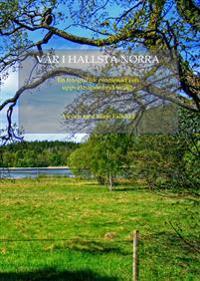 Vår i Hallsta Norra : en fotografiskpromenad i en uppvaknande bruksmiljö