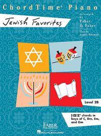 Chordtime Jewish Favorites: Level 2b