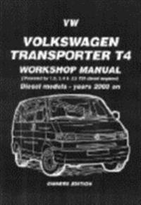 Volkswagen Transporter T4 Workshop Manual: Diesel Models 2000-2004