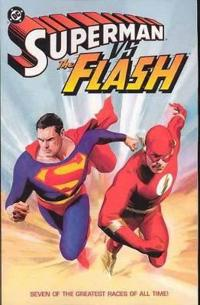 Superman Vs Flash