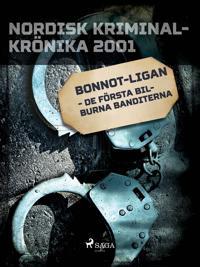 Bonnot-ligan - de första bilburna banditerna