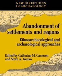 Abandonment of Settlements and Regions
