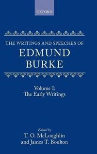 The Writings and Speeches of Edmund Burke
