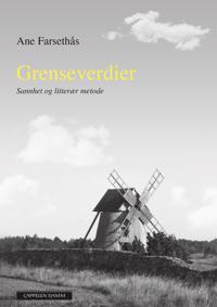 Grenseverdier - Ane Farsethås pdf epub
