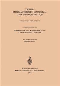 Zweites Internationales Symposium �ber Neurosekretion