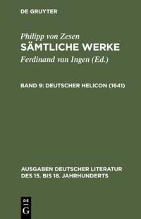 Deutscher Helicon (1641)