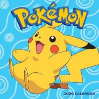 Pokemon 2020 Wall Calendar