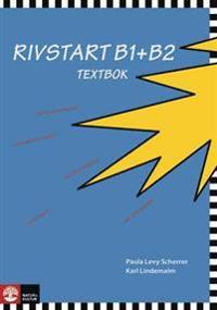 Rivstart B1+B2 Textbok med cd mp3