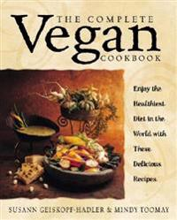 Complete Vegan Cookbook