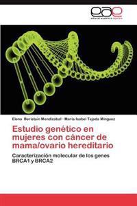 Estudio Genetico En Mujeres Con Cancer de Mama/Ovario Hereditario