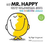 Mr Men Colour your own Mr Happy