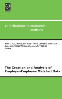 The Creation and Analysis of Employer-Employee Matched Data