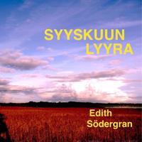 Syyskuun lyyra (mp3-cd)