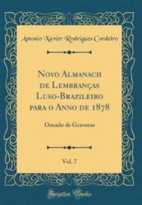 Novo Almanach de Lembranças Luso-Brazileiro para o Anno de 1878, Vol. 7