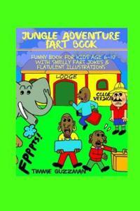 Jungle Adventure Fart Book