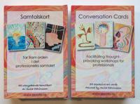 Samtalskort / Conversation cards
