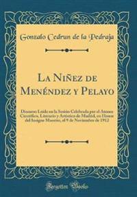 La Niñez de Menéndez y Pelayo