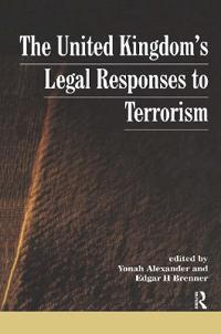 Uks Legal Responses to Terrorism