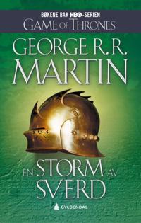 En storm av sverd - George R.R. Martin | Inprintwriters.org