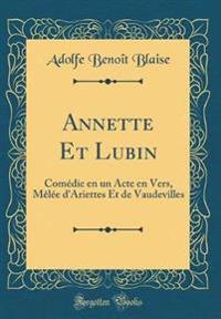 Annette Et Lubin