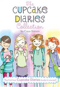 The Cupcake Diaries Collection: The First Four Cupcake Diaries Books in One Set!