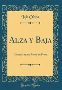 Alza y Baja