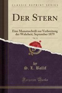 Der Stern, Vol. 11