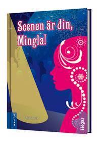 Scenen är din, Mingla! (bok + CD)