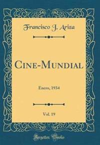 Cine-Mundial, Vol. 19