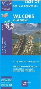 Val Cenis/Charbonnel GPS