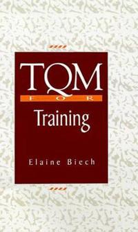 TQM for Training