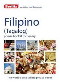 Berlitz Filipino Tagalog Phrase Book & Dictionary