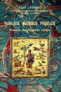 Publius Nigidius Figulus • Philosophe néo-pythagoricien orphique