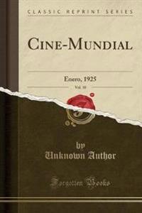 Cine-Mundial, Vol. 10