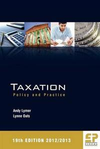 Taxation: Policy and Practice