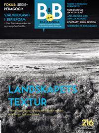 Bild & Bubbla 3(2018) Landskapets textur